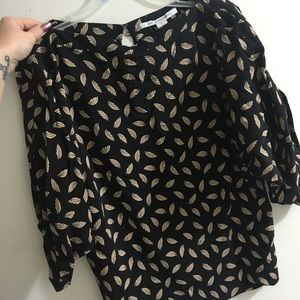 Diane Von Furstengerg blouse
